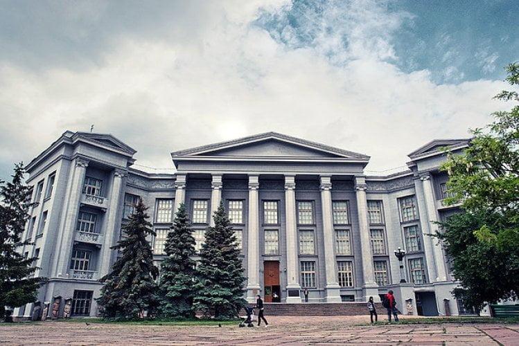 المتحف الوطني لتاريخ أوكرانيا